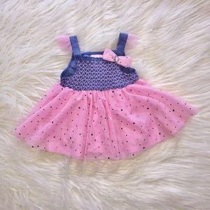 🌷 Little Lass Baby: Sweet, little dress! 🌷